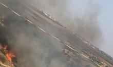الشبلي: إخلاء منزل إثر اندلاع حريق