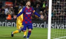 مدرب برشلونة: لا مستحيل مع ميسي