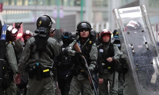 """الصين """"تدعو"""" هونغ كونغ إلى تشديد قبضتها الأمنية"""