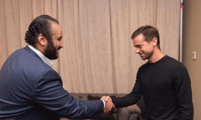 """رئيس """"تويتر"""" التقى بن سلمان بعد أشهر من كشف الجاسوس"""