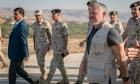 عبد الله الثاني يزور الباقورة؛ الصفدي: السلام مع إسرائيل أمامه تحديات كبيرة