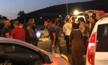 كفر مندا: إصابة طفلة بجروح خطيرة في حادث دهس