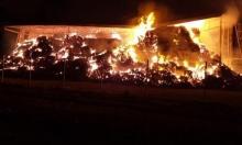 تجدد الحرائق وإخلاء منازل في البلاد