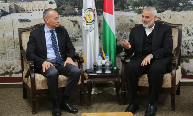 """ميلادينوف يصل غزة والأمم المتحدة تناقش ملف """"أونروا"""""""
