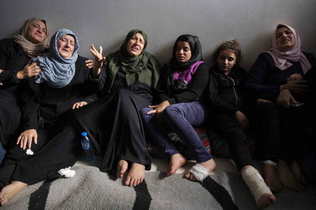 7 شهداء في غزة... وإطلاق نحو 190 قذيفة من القطاع