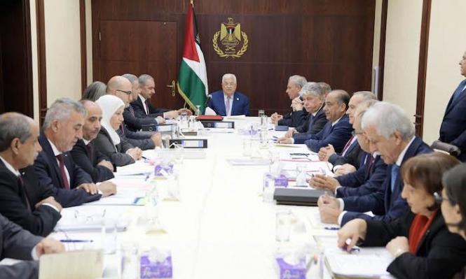 """عباس يدين الجرائم الإسرائيلية و""""فتح"""" تستنكر الصمت الدولي"""