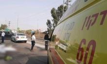 مصرع شابين في حادث طرق قرب اللد