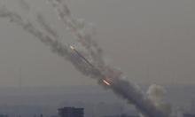 غارات على غزة ورشقات صاروخية مكثفة تجاه الجنوب