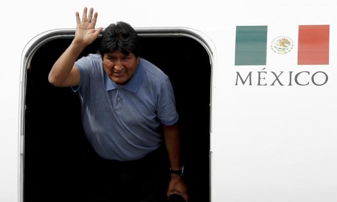 ليس موراليس أولهم: المكسيك حاضنة للاجئين السّياسيّين