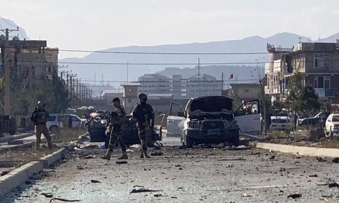 مقتل 7 بانفجار سيارة مفخخة بالعاصمة الأفغانية كابول