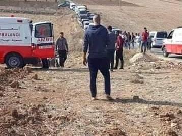 الخليل: مصرع شابين بحادث طرق