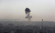 انفجار في قطاع غزة: حادث عرضي