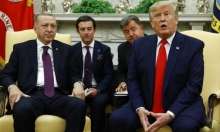 """لقاء ترامب وإردوغان: تجاوز التوترات و""""إعجاب شديد"""""""