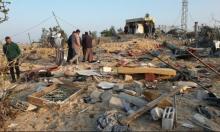 غزة: 8 شهداء من أسرة واحدة بينهم أطفال