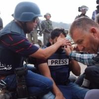 استمرار المواجهات في الضفة الغربيّة وإصابة صحافي