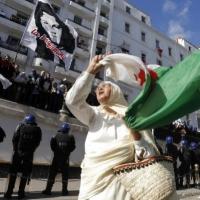الحراك الجزائري عاقد العزم على مقاطعة الانتخابات