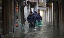 بعد أيام من الفيضان: موجة عاتية في البندقية