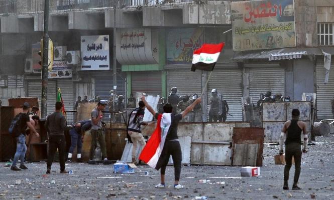 قتلى في العراق.. والمظاهرات مستمرة