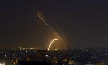 إطلاق قذيفتين من غزة تجاه بئر السبع