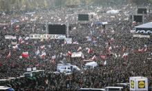 تشيكيا: 200 ألف متظاهر يطالبون باستقالة رئيس الوزراء