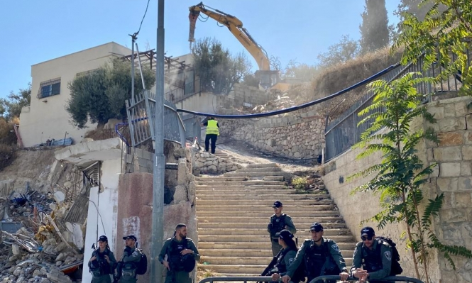 الاحتلال هدم 140 منزلا بالقدس منذ مطلع 2019