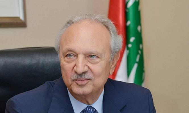 لبنان: الصفدي يعلن انسحابه كمرشح لرئاسة الحكومة