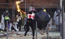 هونغ كونغ: تحوُّل جامعة لأهم محاور الاحتجاجات وإصابة شرطيّ