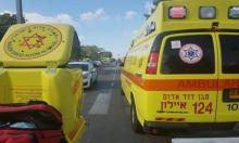 4 إصابات بينها خطيرة بحادث طرق قرب عكا