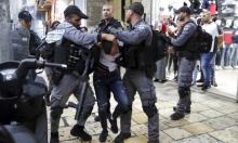القدس: شرطة الاحتلال تعتقل 3 شبان بينهم طالبة جامعية