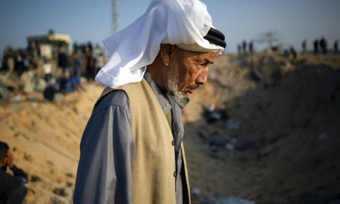 الاحتلال: منزل عائلة أبو ملحوس كان بين أهداف الغارات الإسرائيلية