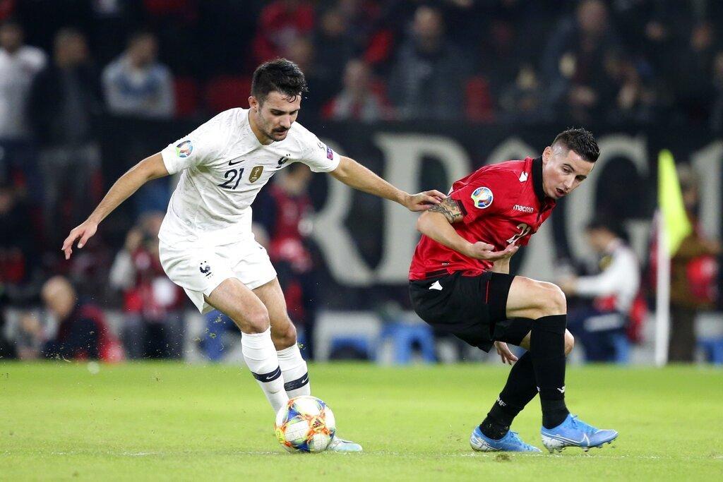 تصفيات يورو 2020: فرنسا تهزم ألبانيا بهدفين نظيفين