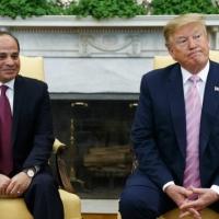 أميركا تلمح بفرض عقوبات على مصر بسبب روسيا