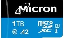 ميكرون تُطلق أوّل بطاقة ذاكرة لكاميرات المراقبة بسعة تيرابايت