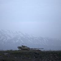 إطلاق 4 قذائف من سورية نحو الجولان ودوي انفجار في دمشق