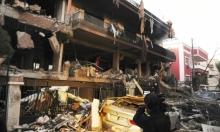 المرصد: إسرائيل استهدفت مواقع لحزب الله ومليشيات إيرانية بدمشق