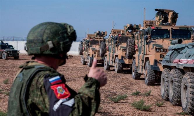 تركيا تلوح بإمكانية استئناف العملية العسكرية في سورية
