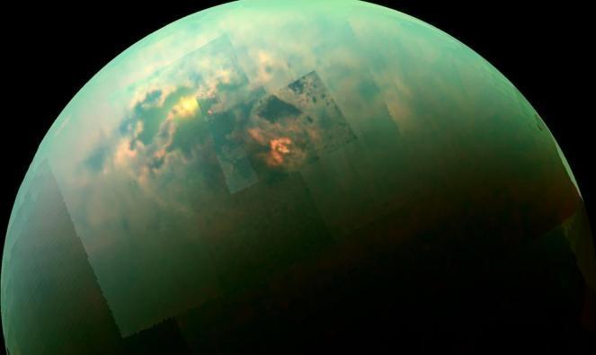 القمر تيتان.. عالم جديد آخر قد يحتوي على حياة