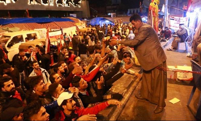 العراق: تصاعد الاحتجاجات... ورفض قاطع للتسوية
