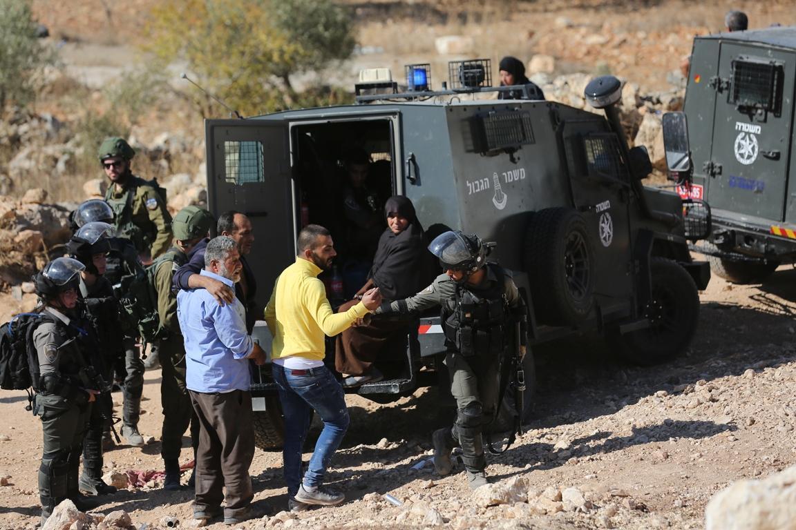 الاحتلال يهدم منزليْن غرب رام الله