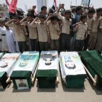 تقرير: 70 ألف يمني قتلوا أو أصيبوا جراء الحرب