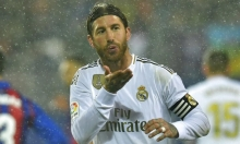 راموس يغيب عن تدريبات ريال مدريد