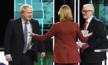 """مواجهة بين جونسون وكوربن: """"بريكست"""" يهيمن على الانتخابات البريطانية"""