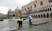 أقدم كنائس البندقية تتعرض لأضرار بالغة من الفيضانات