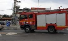 الناصرة: حريق في سيارتين وأضرار بمنزل