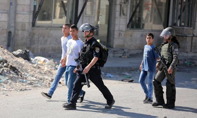 الاحتلال اعتقل 745 طفلا فلسطينيا منذ بدء 2019
