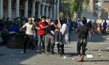العراق: 4 قتلى وعشرات الجرحى في صفوف المتظاهرين ببغداد