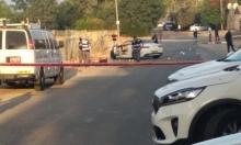 إصابة في جريمة إطلاق نار في عرابة