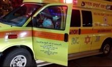 أم الغنم: إصابة طفلة بجروح حرجة في حادث دهس
