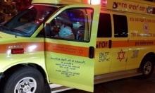 حيفا: إصابة شخص في حادث دهس