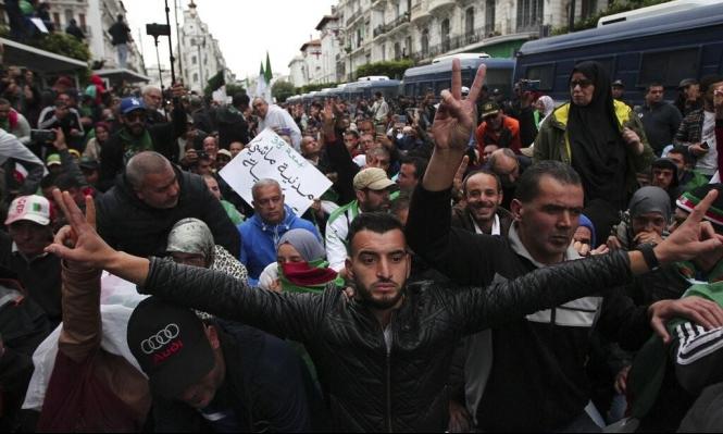 الجزائر: اعتقال 80 شخصًا منذ ليلة أمس